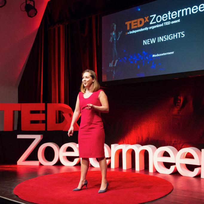 Getting inside your insights | Joyce Van Binsbergen- Carols | TEDxZoetermeer